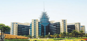 Dubai Silicon Headquarters Complex