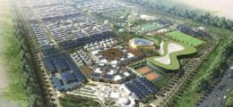 Sustainable City in Dubai Land 500 Villas, Town house