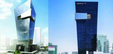 One @ Business Bay Tower